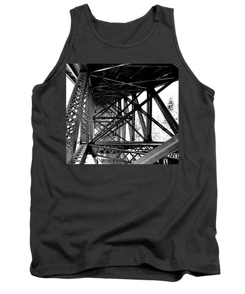 Cut River Bridge Tank Top