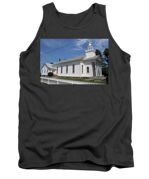 Cutchogue United Methodist Church Tank Top