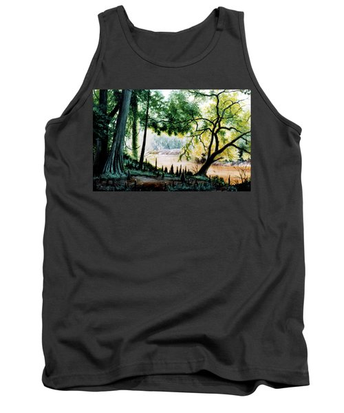 Cypress Knees Tank Top