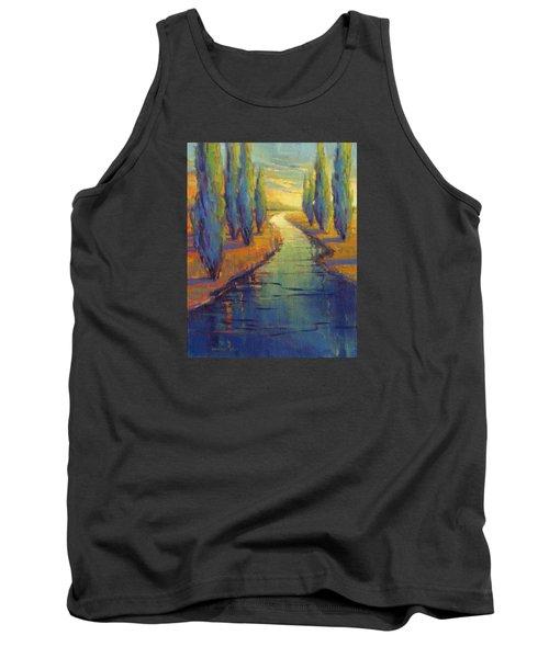 Cypress Reflection Tank Top