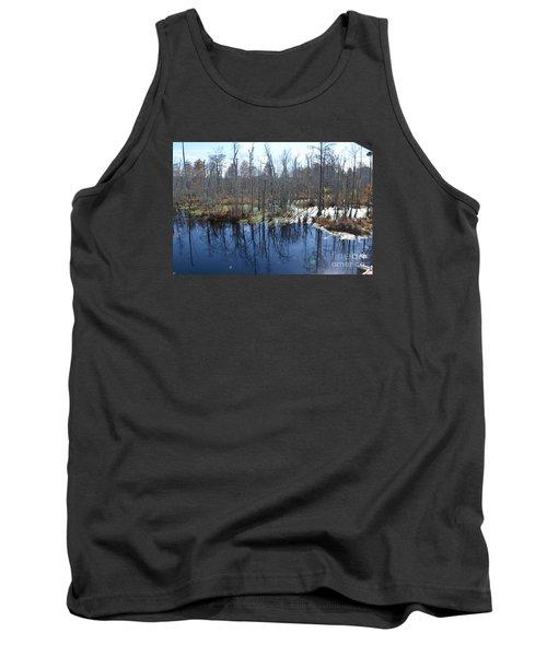 Cypress Swamp Tank Top