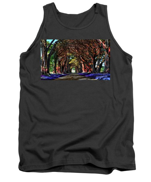 Cypress Tree Tunnel Tank Top