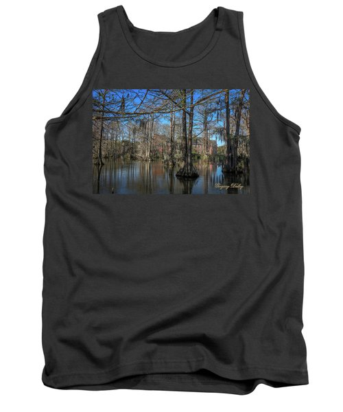 Cyprus Lake 2 Tank Top by Gregory Daley  PPSA