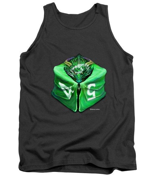 D6 Dragon Dice Tank Top
