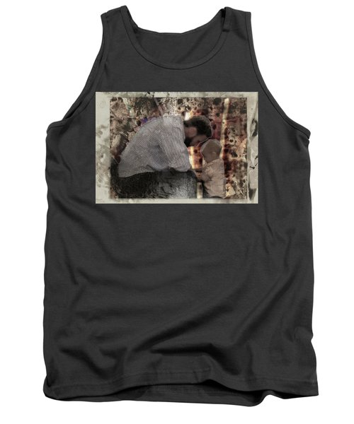 Daddys Hands Tank Top