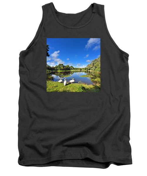 Dafen Pond Tank Top