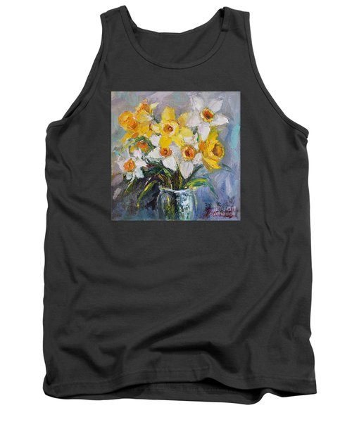 Daffodil In Spring  Tank Top