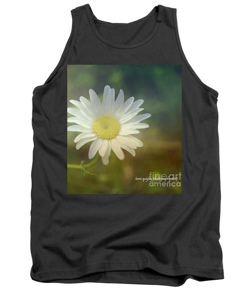 Daisies Don't Tell Tank Top