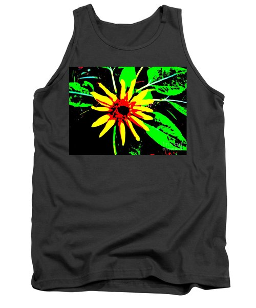 Daisy Tank Top by Tim Townsend