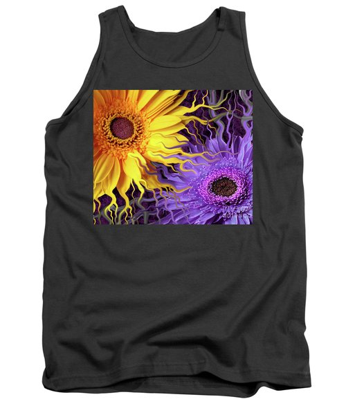 Daisy Yin Daisy Yang Tank Top by Christopher Beikmann