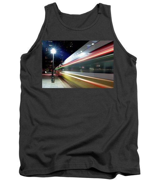Dallas Dart Train 012518 Tank Top