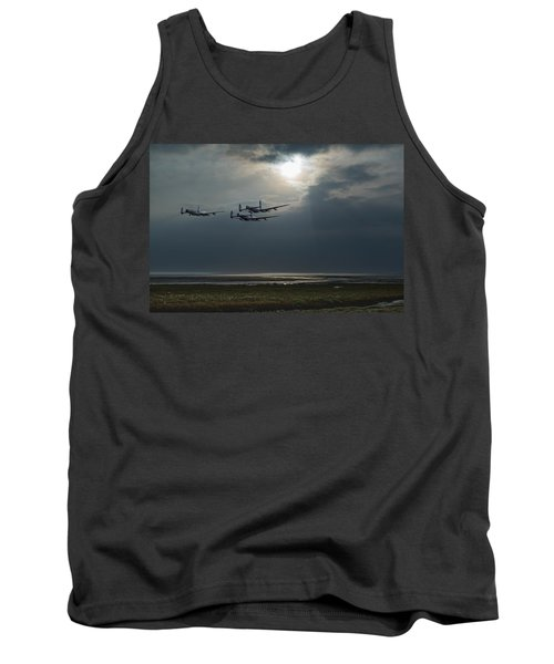 Dambusters Training Over The Wash Tank Top