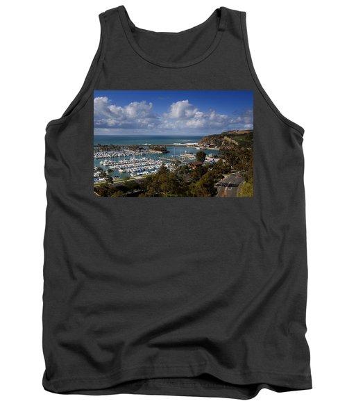Dana Point Harbor California Tank Top
