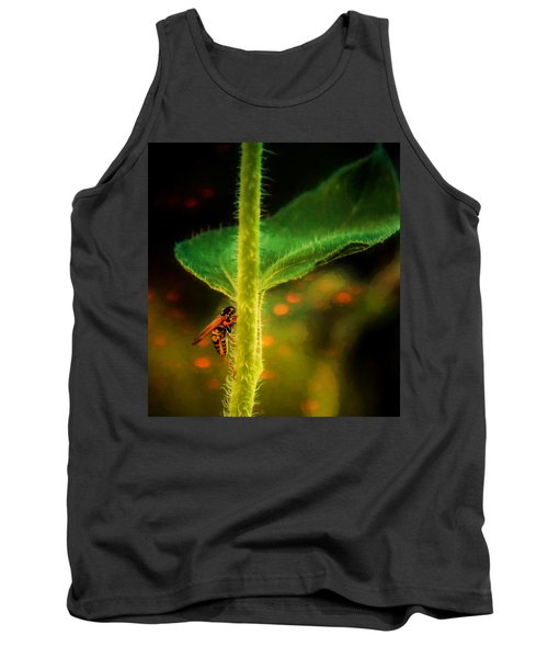 Dance Of The Wasp Tank Top