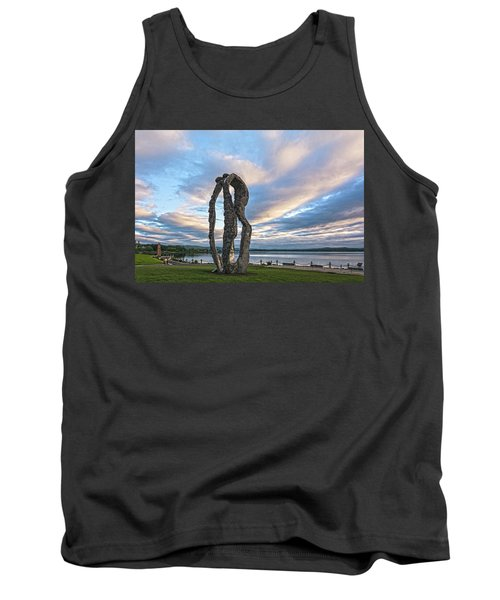 Dancing At Dawn Tank Top
