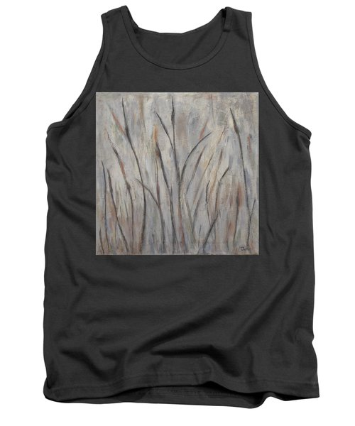 Dancing Cattails 2 Tank Top by Trish Toro