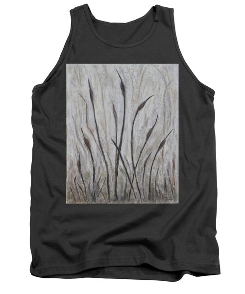 Dancing Cattails 3 Tank Top by Trish Toro