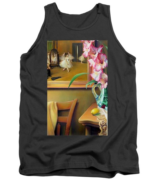 Dancing With Glads Tank Top