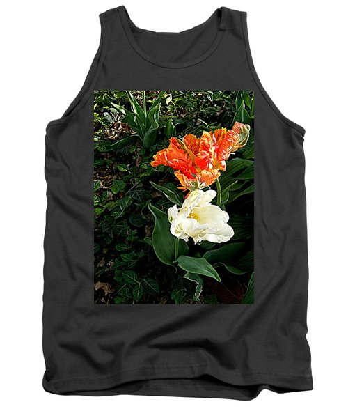 Tank Top featuring the photograph Dancing With The Stars by Nancy Kane Chapman