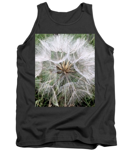 Dandelion Seed Head  Tank Top