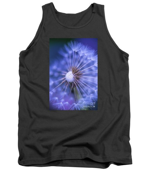 Dandelion Wish Tank Top by Alana Ranney