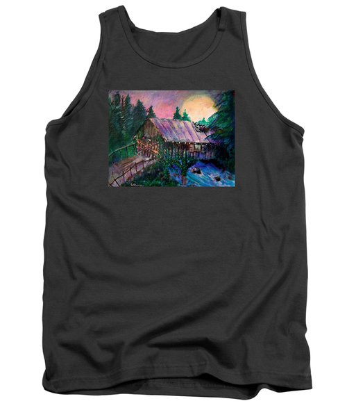 Dangerous Bridge Tank Top