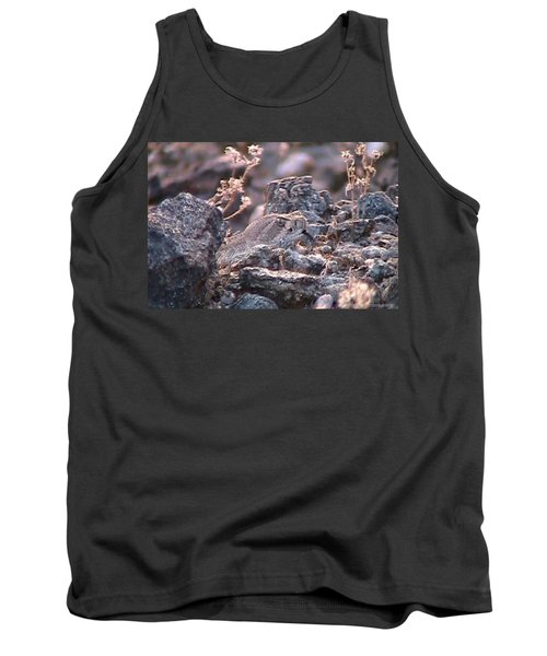 Dangerous Peekaboo  Tank Top