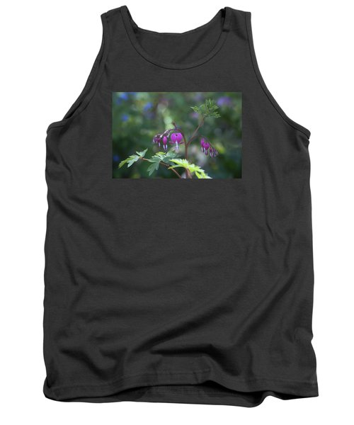 Dangling Hearts Tank Top by Morris  McClung