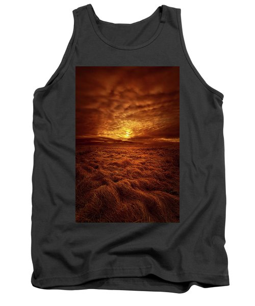 Tank Top featuring the photograph Dare I Hope by Phil Koch