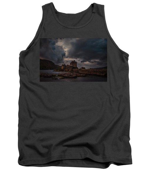Dark Clouds #h2 Tank Top