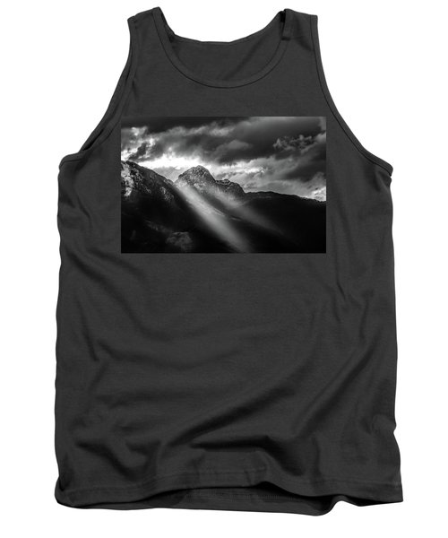 Dark Light Tank Top