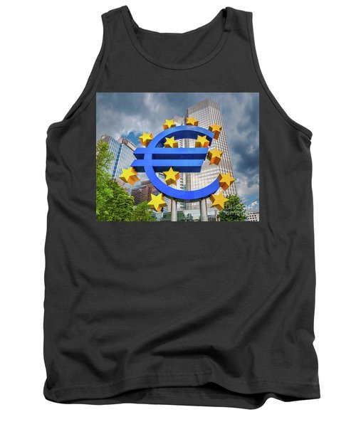 Money Troubles Tank Top by JR Photography