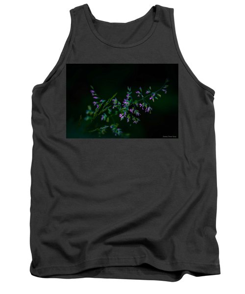 Tank Top featuring the photograph Dark Pink by Michaela Preston