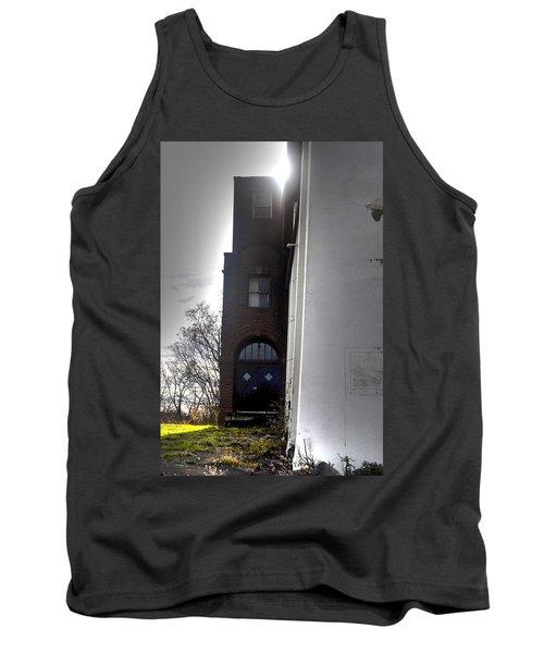 Darkened Door Tank Top
