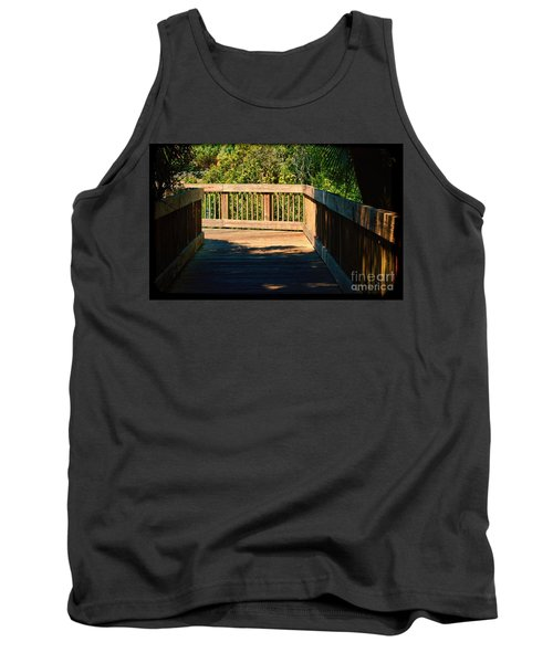 Darkness To Light Tank Top by Pamela Blizzard