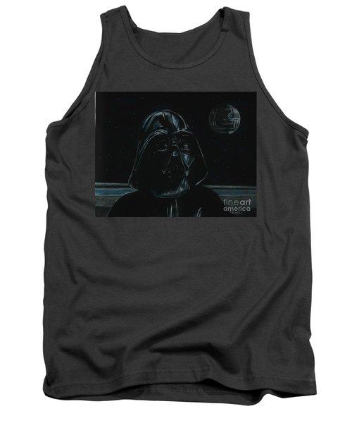 Darth Vader Study Tank Top