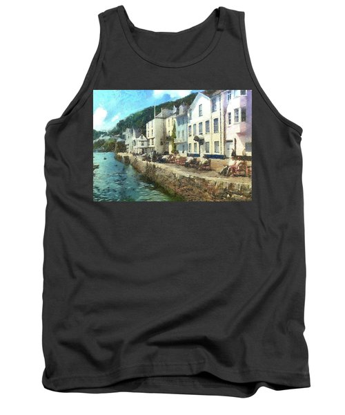 Bayards Cove Dartmouth Devon  Tank Top