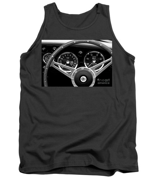 Tank Top featuring the photograph Dashboard by Stephen Mitchell