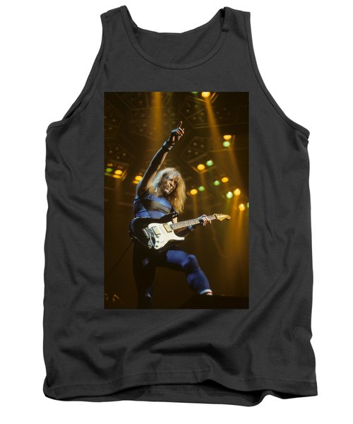 Dave Murray Of Iron Maiden Tank Top