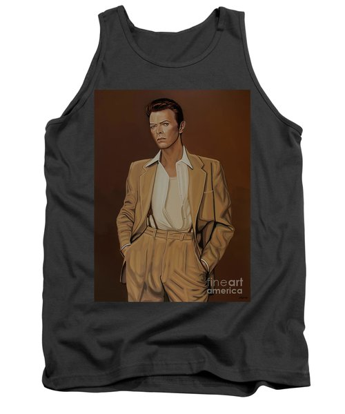 David Bowie Four Ever Tank Top