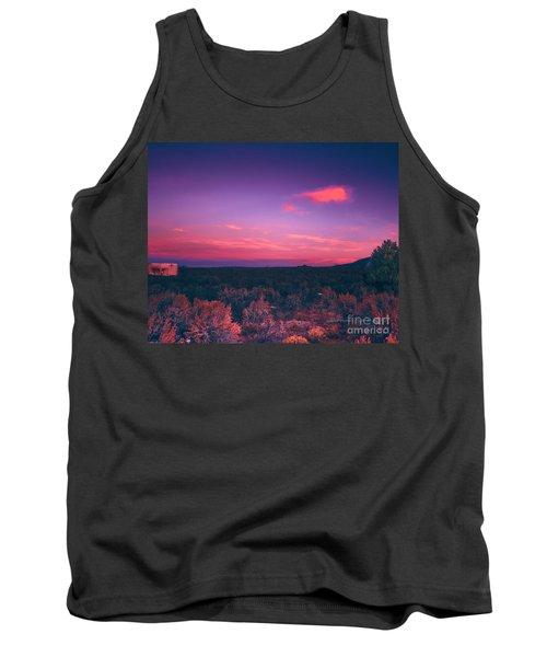 Dawn In Taos Tank Top