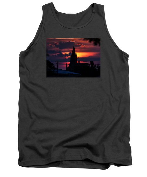 Dawning Faith Tank Top by Shirley Heier
