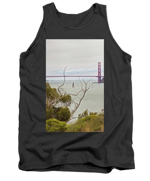 Day At The Bay Tank Top