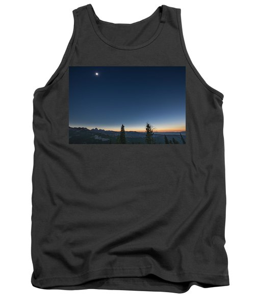 Day Becomes Night Tank Top
