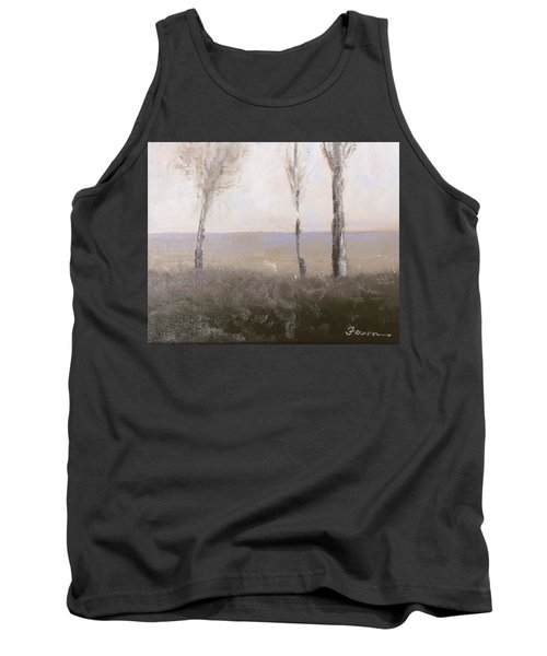 Tank Top featuring the painting Day Break by Patti Ferron