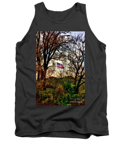 Day Is Done Tank Top by Joan Bertucci