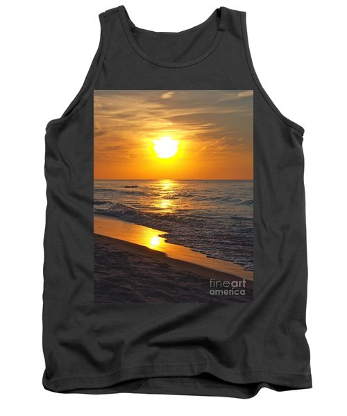 Day Is Done Tank Top by Pamela Clements