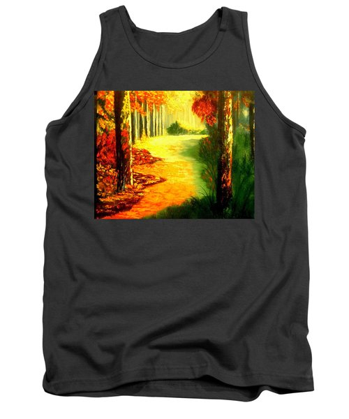 Day Of Rest Tank Top