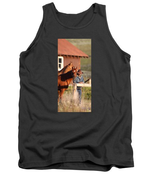 Day Thoughts Tank Top