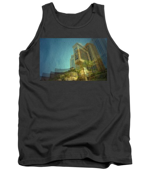 Day Trip Tank Top by Mark Ross
